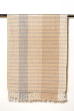 handwoven plaid