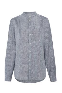 Shirt Ava. Sustainable luxury fashion.