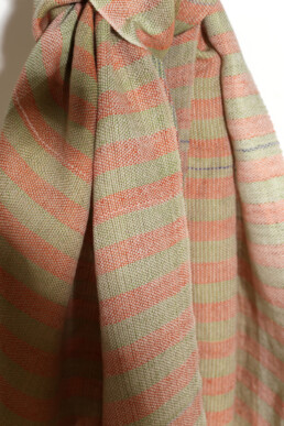 handwoven plaid