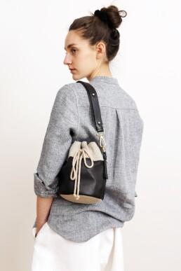 Agnes Nordenholz basics. Sustainable luxury fashion.