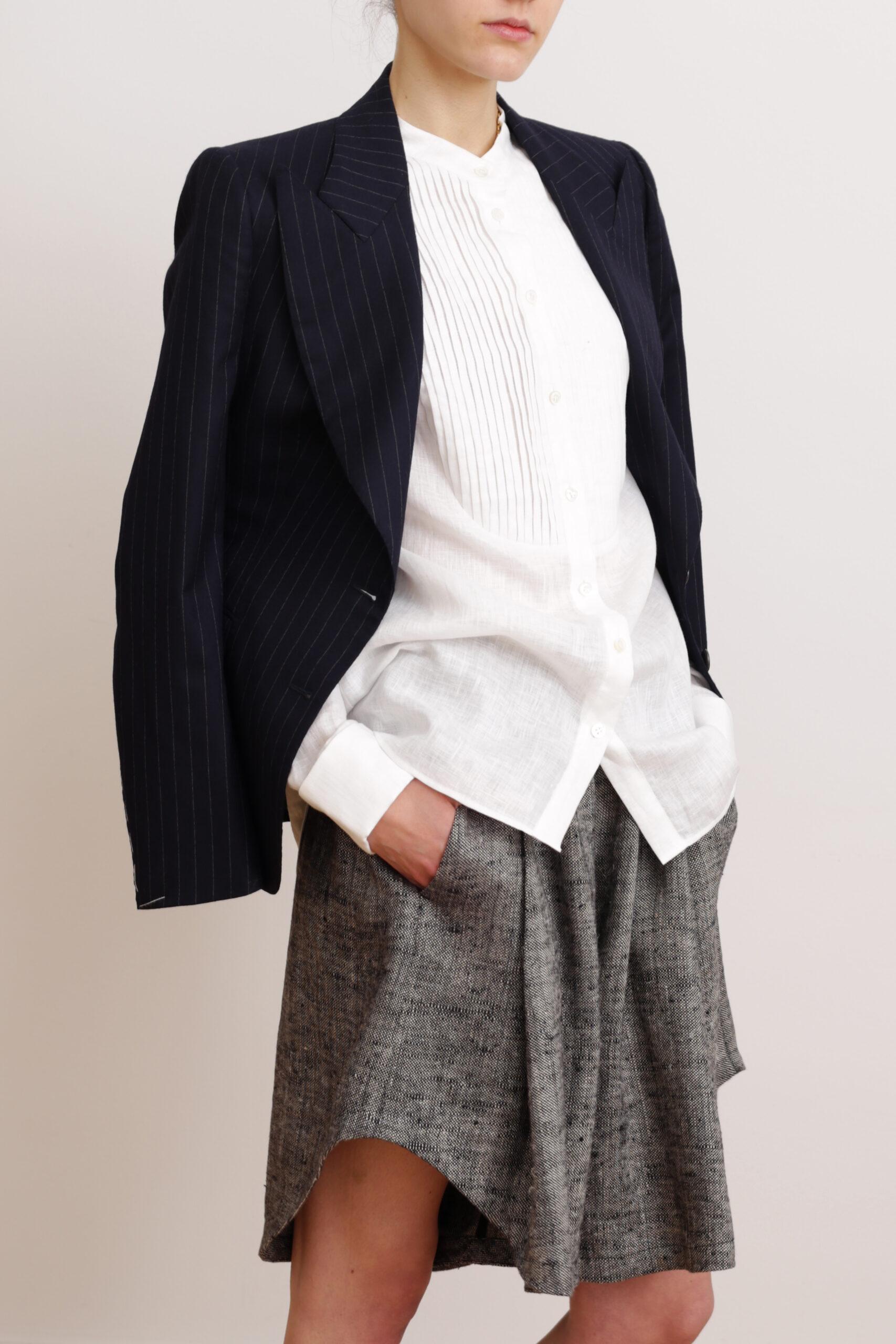 A perfect wardrobe: Sustainable luxury fashion.